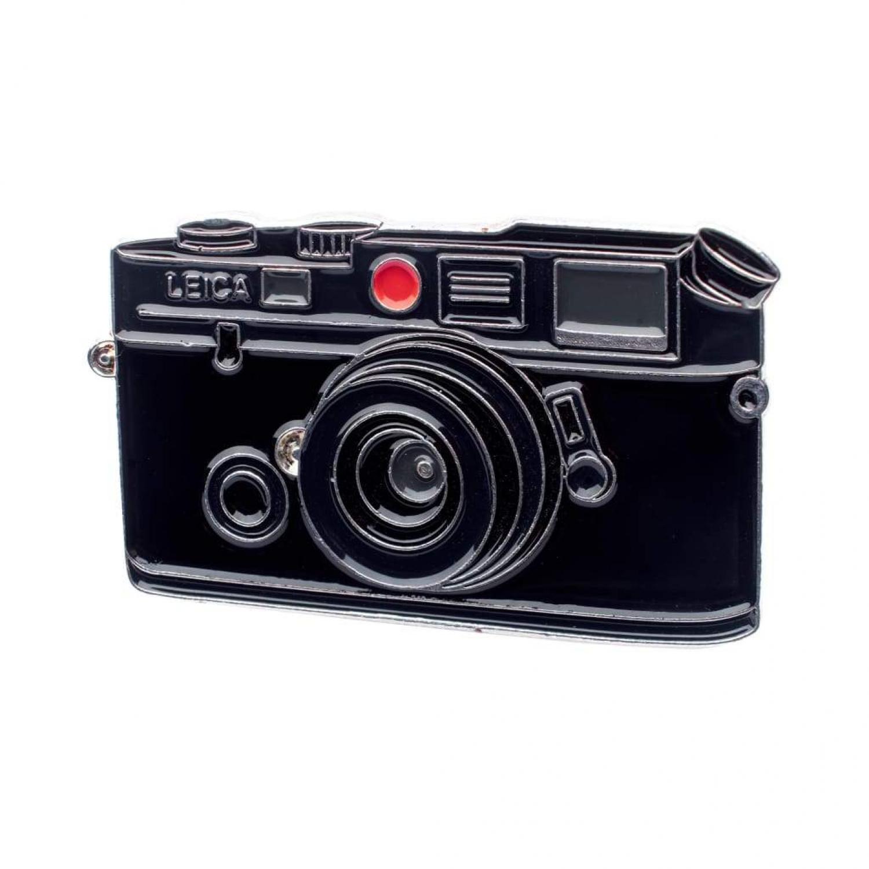 Rangefinder Camera #1 Pin