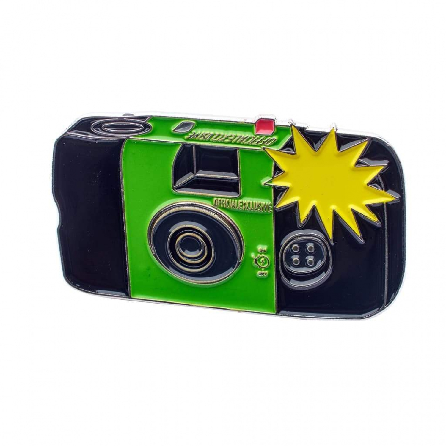 Flashing Disposable Camera Pin