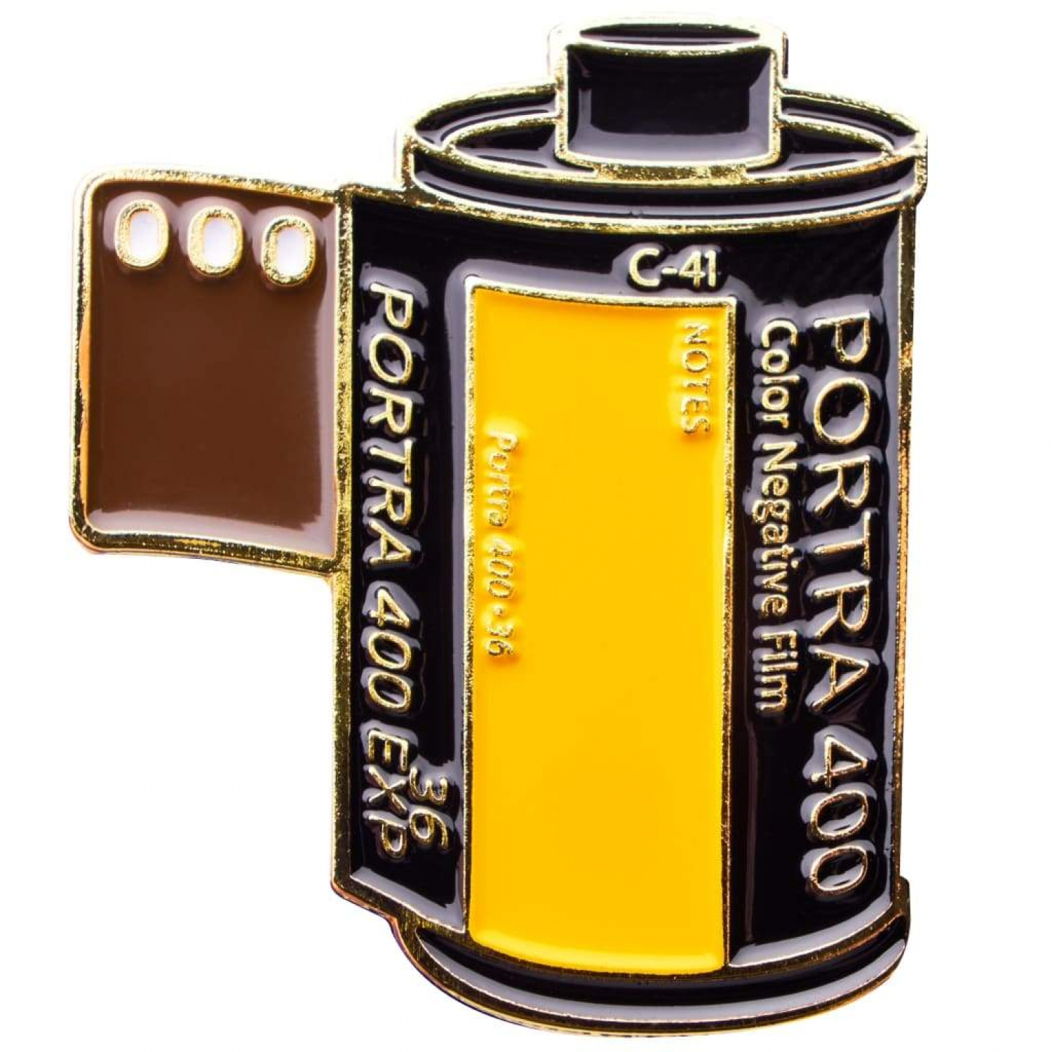 Film Canister #2 Pin