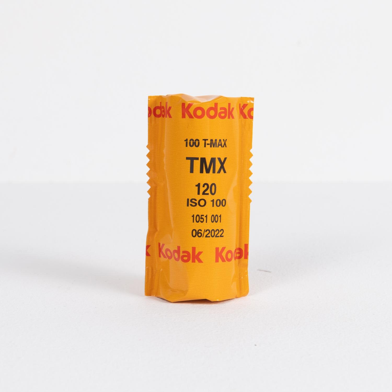 Kodak T-Max 100 (120) Single B&W Negative Film