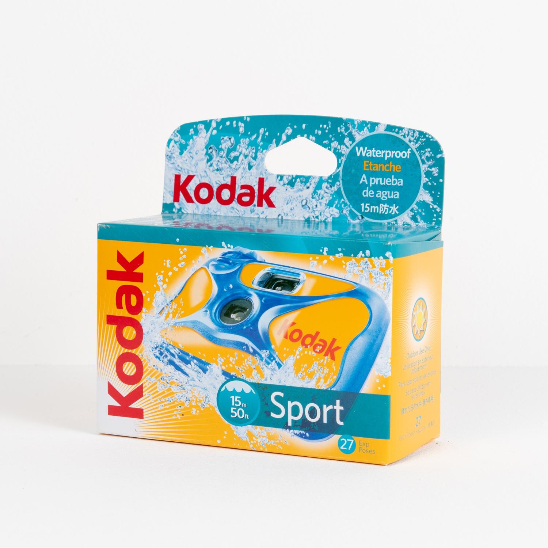 Kodak Sport Underwater Disposable Camera