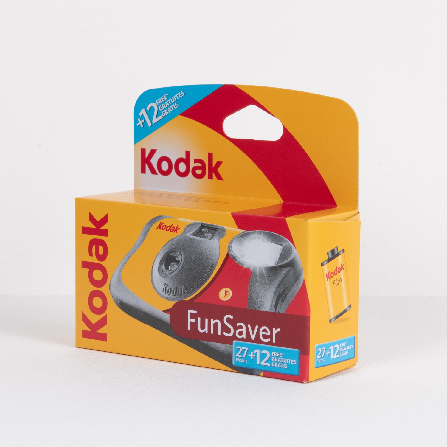 Kodak Funsaver 800 Disposable Camera with Flash (39 Exposures)