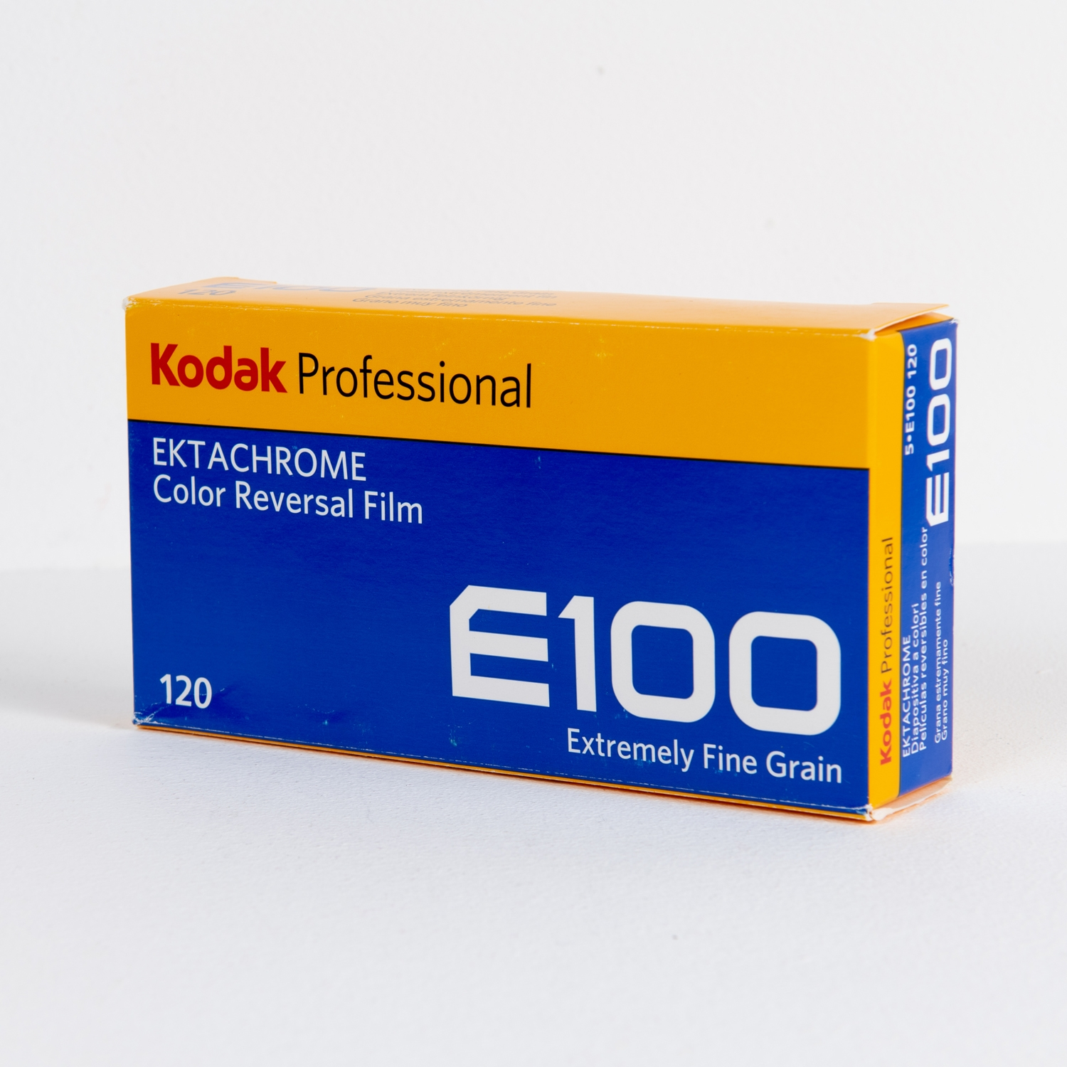 Kodak Ektachrome E100 (120) 5-Pack Color Reversal Film