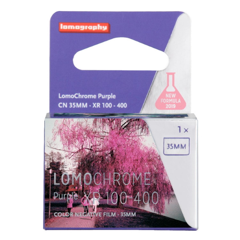 Lomo Purple (35mm) Single Color Negative Film