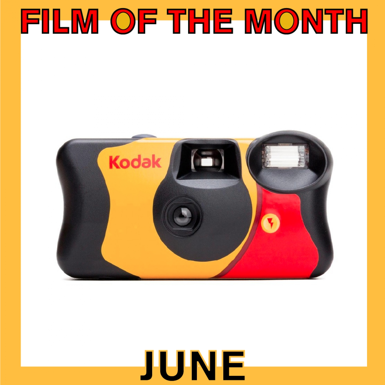 Film (Camera) Of The Month   Kodak Funsaver 800 Disposable Camera