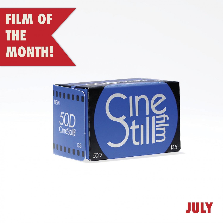 Film Of The Month   CineStill 50D (35mm) Single Color Negative Film