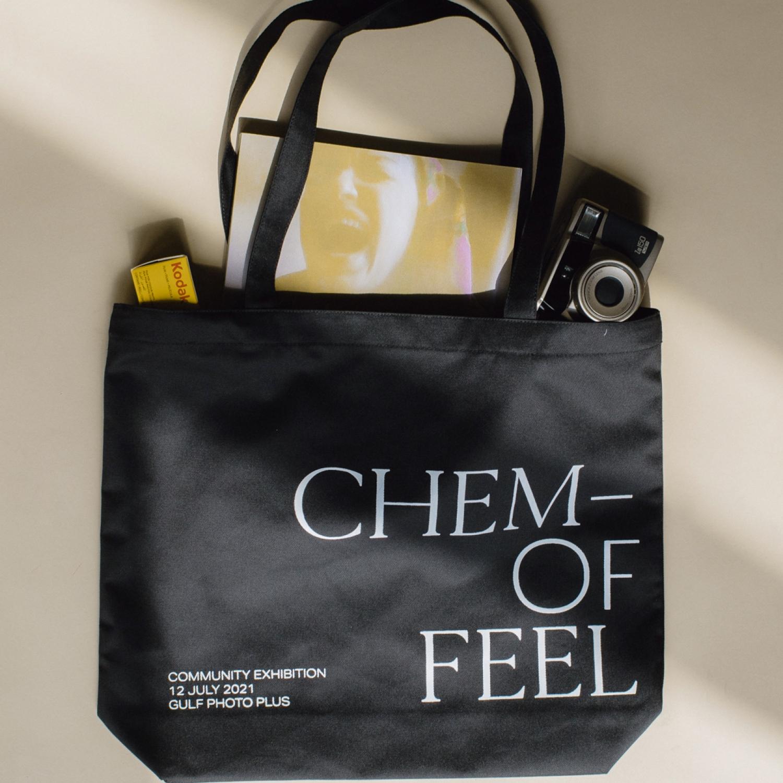 Chemistry of Feeling Tote Bag