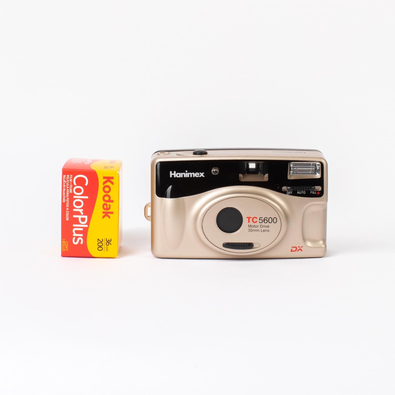 Basic Point & Shoot Camera