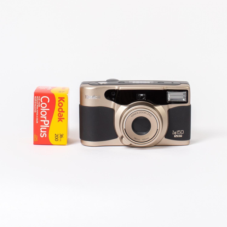 Mid-Range Point & Shoot Camera