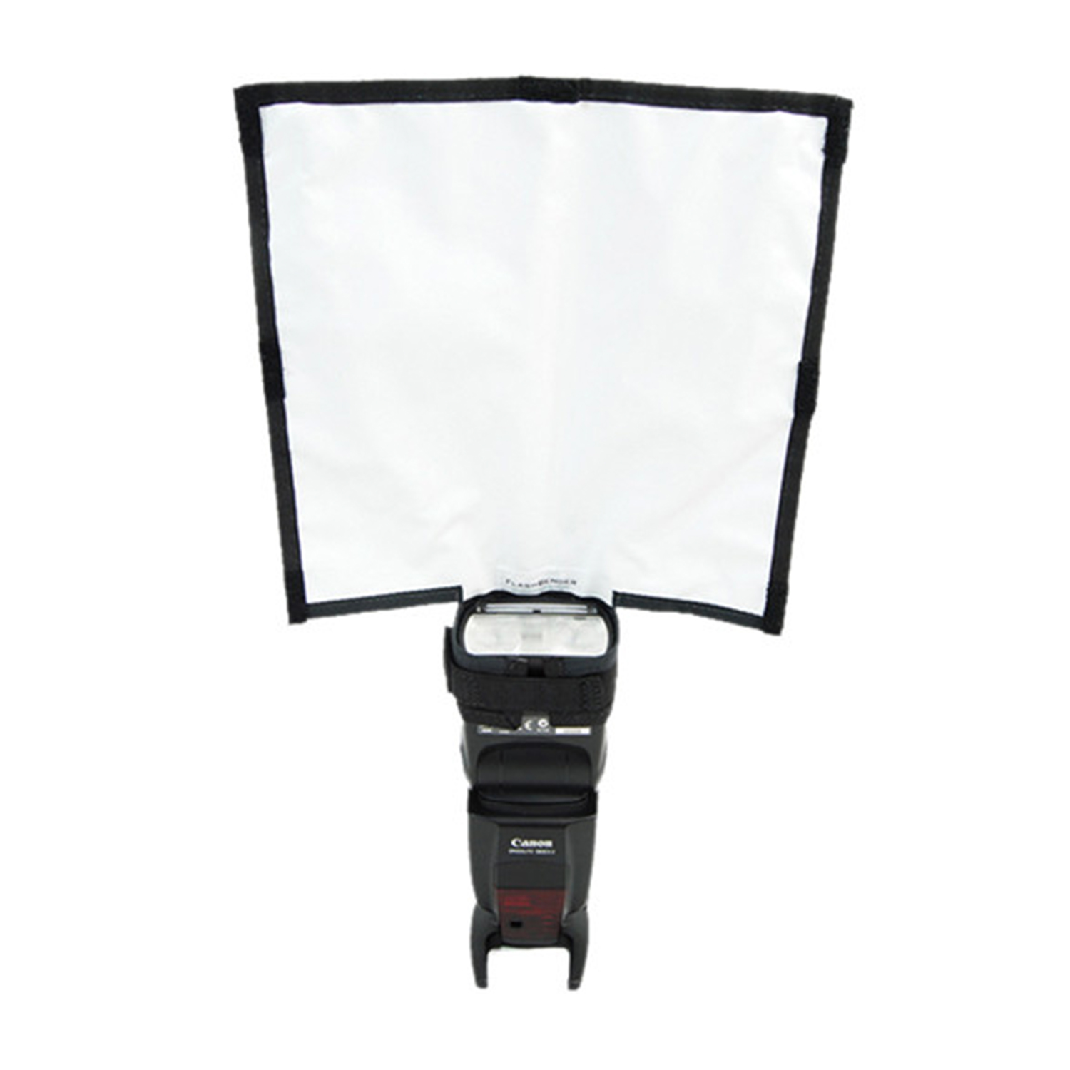 Rogue FlashBender 2 Large Reflector, Bounce Flash, Snoot, Gobo (Black/White)
