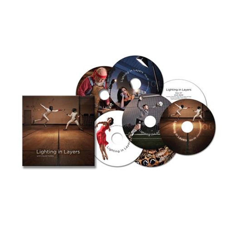 Strobist Lighting in Layers DVD