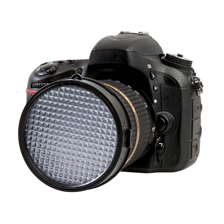 ExpoDisc Professional Digital White Balance Filter - 82mm - portrait