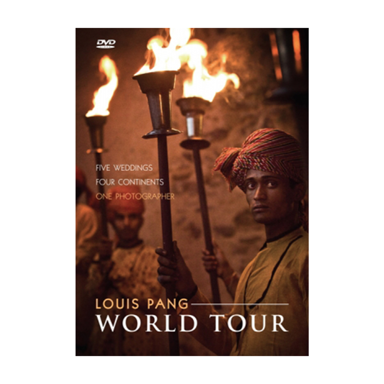 Louis Pang World Tour DVD