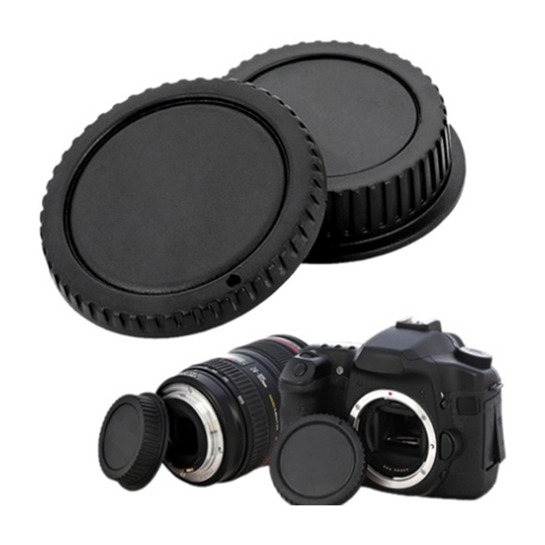 Phottix Body and Rear Cap for Canon DSLRs